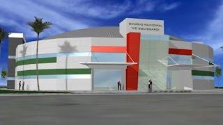 Xanxerê ainda aguarda a reconstrução do maior ginásio da cidade