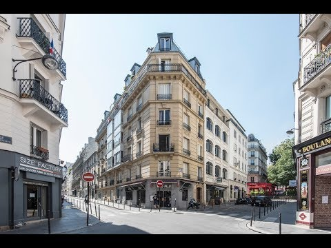 (Ref: 17116) 2-Bedroom unfurnished apartment for rent on rue Montenotte (Paris 17th)