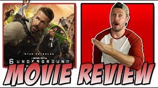 6 Underground - Movie Review
