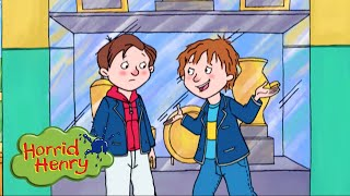 Suit Up | Horrid Henry | Cartoons for Children