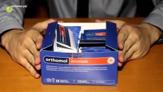 Orthomol immun інструкція таблетки і капсули