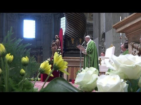 Pope Francis at Synod closing Mass: Let us preach the Gospel, not our ideas