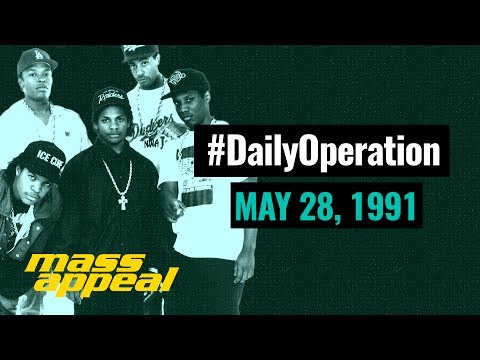 Daily Operation: N.W.A.'s Final Album (May 28, 1991)
