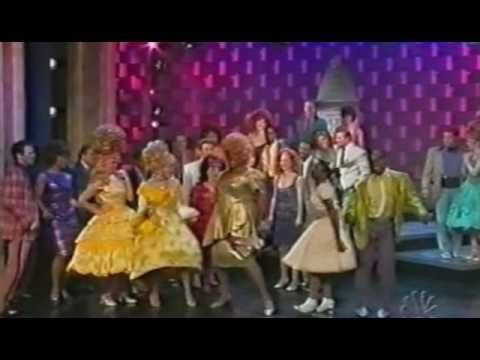 hairspray OBC (Matthew Morrison & Marissa Jaret Winokur) - You Can't Stop The Beat - Conan O'Brien