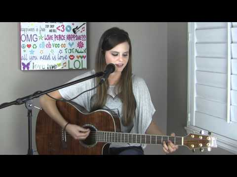 What Makes You Beautiful - One Direction (Cover By Tiffany Alvord)