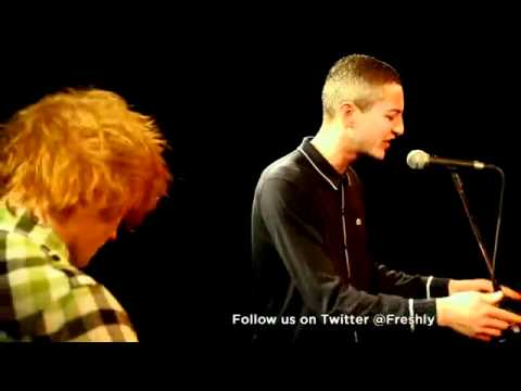 ed-sheeran-feat.-devlin---lately-(freshly-squezzed-perfomance)