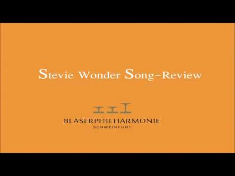 Stevie Wonder Song Review