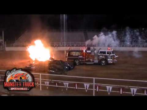 Raging Inferno-Lawton, Oklahoma-September 18th, 2010