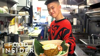 Rich Brian Makes Nasi Goreng, Indonesia's National Dish