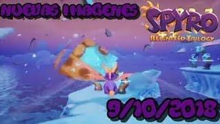 Nuevas imagenes de Spyro: Reignited Trilogy | 9/10/2018