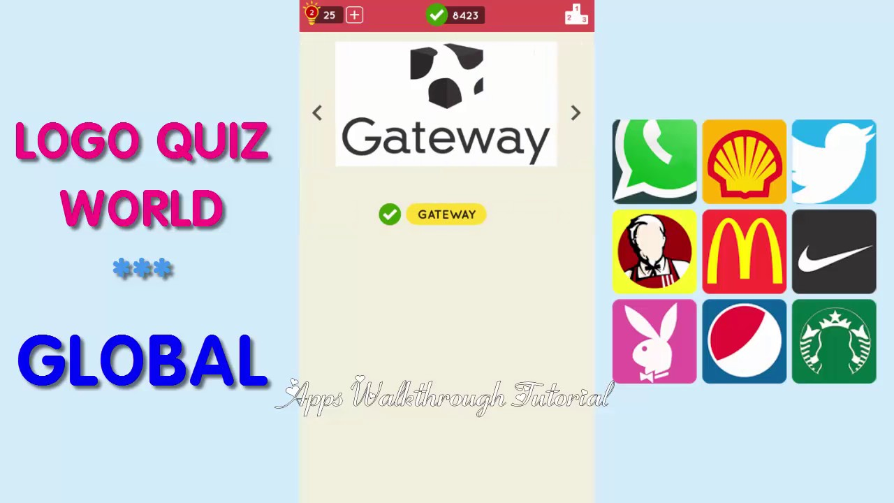 Lovely Logo Quiz World Global Level 31   All Answers   Walkthrough   YouTube