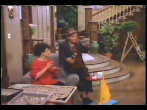Belita Moreno guest stars on Going Places - 12/7/90