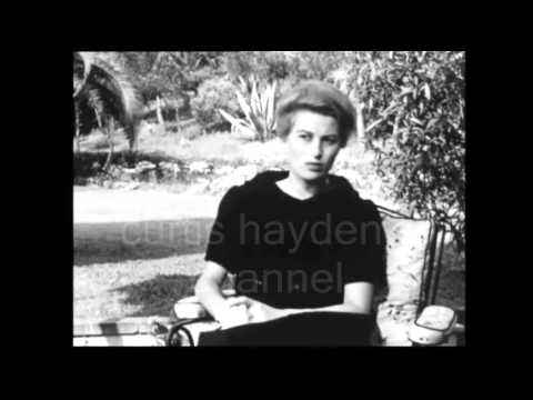 Sylvana Mangano - Interview (1960)