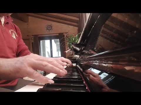 What's Your Power -  musica pubblicita'  enel  ( piano cover )- Daprinski -
