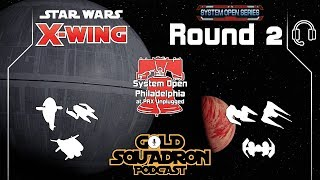 Tom Howarth and Travis Johnson  - Round 2- Philadelphia System Open 2018 at PAX Unplugged