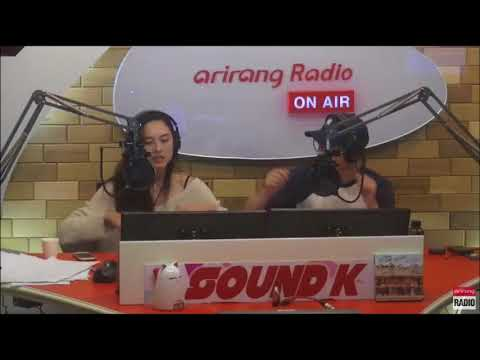 170913 Arirang Radio Sound K - Song Express w/ 24K Cory 코리