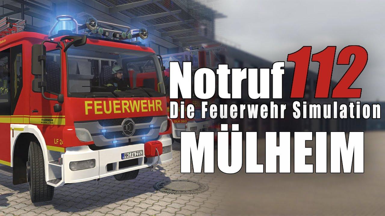 NOTRUF 112 - Die Feuerwehr-Simulation SPECIAL: Rundgang durch die ...