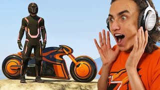 new extreme bike laser fight gta 5 funny moments