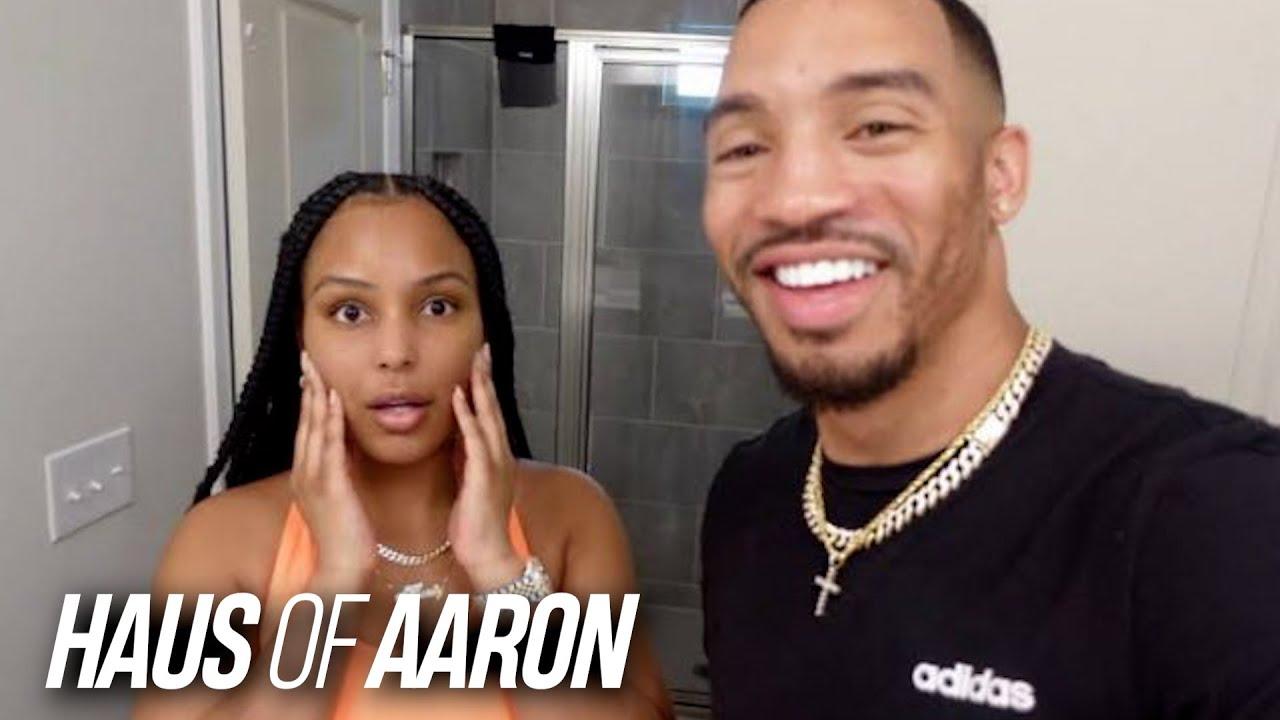 Latoya and Von Diss Haus of Aaron for Jason Lee, Simon Guobadia Drama