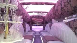 Лимузин 2013 на свадьбу
