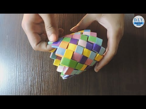 2 Awesome craft ideas with simple paper folding! | Creative easy origami | [DIY BONUS]