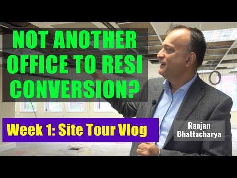 Commercial Property Conversion | Site Tour | Serviced Offices | Commercial Property Investment