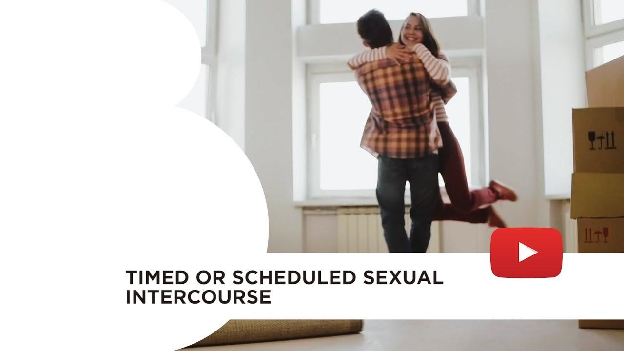 Timed intercourse  Programmed intercourse