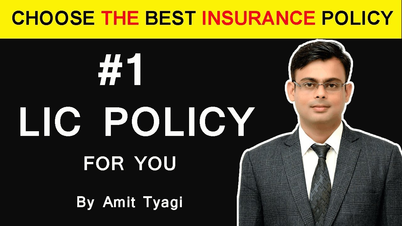 LIC policy for children | Types of Life insurance policies ...