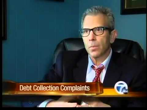 Local debt collector collects on old debts