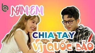 HẬU TRƯỜNG GIANG: NAM EM TIẾP TỤC CHIA TAY BẠN TRAI MỚI |B Channel
