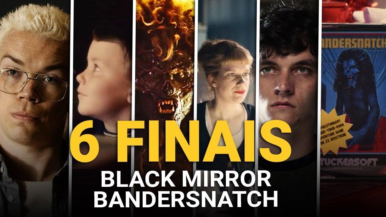 Black Mirror Banders