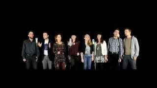 Kiss From a Rose - Seal - a capella cover by Halva Project