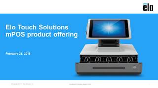 Watch this live webinar with elo's sonal apte, senior director of product management, as she dives deep on the market and benefits paypoint plus for...