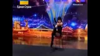 Таланты Украины   девушка на канате(, 2014-05-25T13:40:37.000Z)
