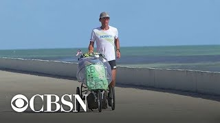 Man runs from Alaska to Key West