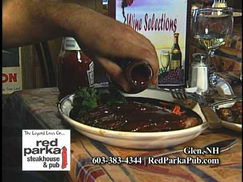 The Red Parka Steakhouse and Pub - YouTube
