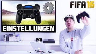 FIFA 16 Controller Tutorial | die besten Controller Einstellungen (auch für FIFA 17)