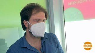 Восстановление после коронавируса дышите глубже Доброе утро Фрагмент выпуска от 24 08 2021