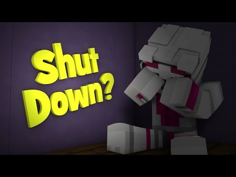 Minecraft Fnaf: Sister Location - Are We Are Being Shutdown (Minecraft Roleplay)