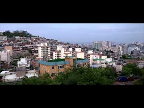 South korea, art village