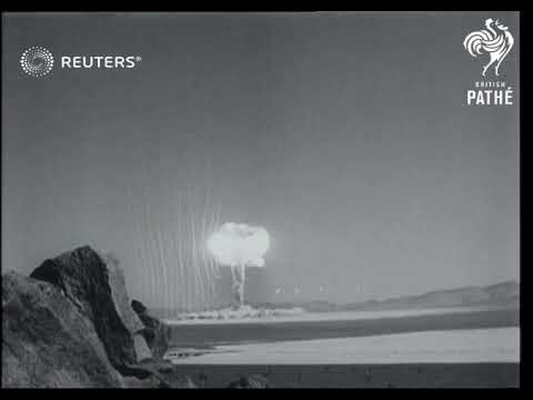 USA: Atom Bomb Test (1952)