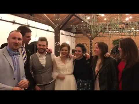 Czech-Polish wedding day was a little bit harder but amazing