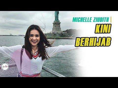 Michelle Ziudith Berhijab Berperan Di Film Komedi Pertama Dirinya Youtube