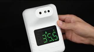 비대면 체크 측정기 체크기 발열 적외선 비접촉 온도 스…