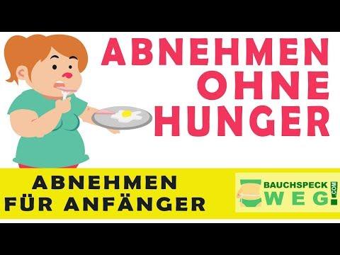 abnehmen ohne zu hungern benni