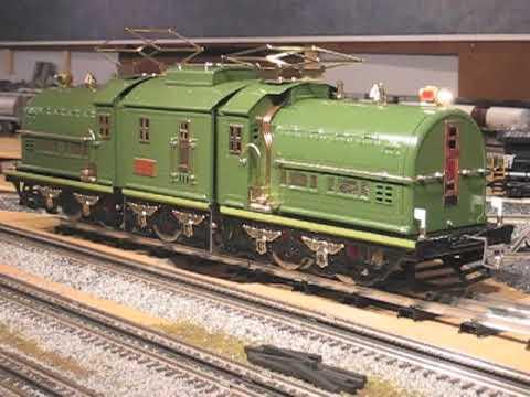 Lionel Corporation Tinplate 381SS (Standard Gauge)