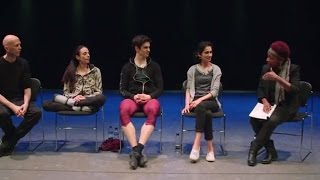 In Conversation: Woolf Works (The Royal Ballet)