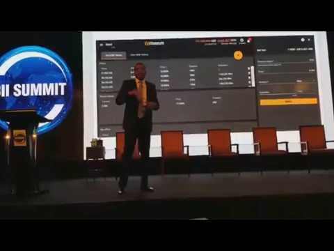 Reggie Middleton Explains Veritaseum at the Blockchain Investment & Innovation Summit in Dubai