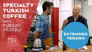 Specialty Turkish Coffee Masterclass