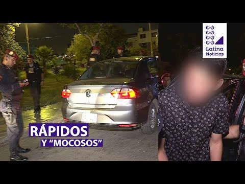 #90matinal (27-02-19) Menor de edad ocasiona persecución policial por 4 distritos